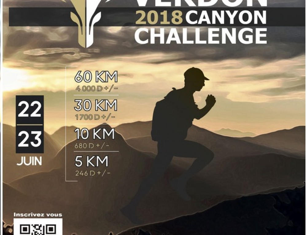 Verdon Canyon Challenge 2018