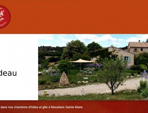 Offrez un séjour à la Ferme du petit Ségriès à Moustiers Sainte Marie dans le Verdon