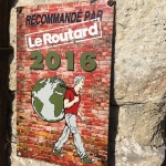 plaque routard2016