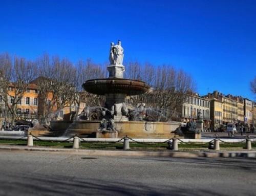 Virée d'une journée à Aix-en-Provence